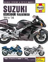Suzuki GSX 1300R Hayabusa (99-13) by Matthew Coombs, Phil Mather