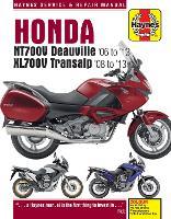 Honda NT700V Deauville & XL700V Transalp (06 - 13) by Matthew Coombs