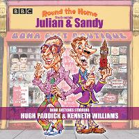 Round the Horne: The Complete Julian & Sandy Classic BBC Radio comedy by Barry Took, Marty Feldman