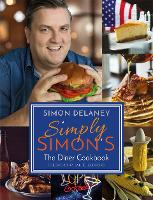 Simply Simon's: The Diner Cookbook by Simon Delaney