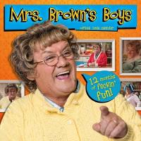 Mrs Brown's Boys Official 2018 Calendar - Square Wall Format by