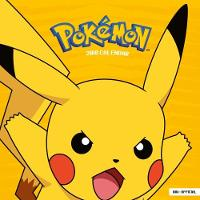 Pokemon Official 2018 Calendar - Square Wall Format by