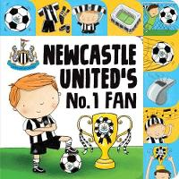 Newcastle United (Official) No. 1 Fan by Sharon Christal