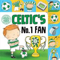 Celtic (Official) No. 1 Fan by Sharon Christal