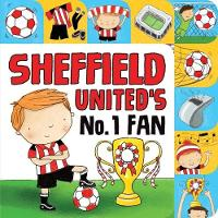 Sheffield United (Official) No. 1 Fan by Sharon Christal