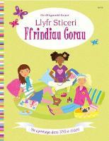 Llyfr Sticeri Ffrindiau Gorau by Fiona Watt