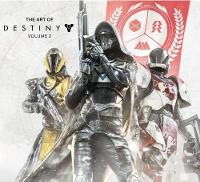 The The Art of Destiny: Volume 2 by Bungie