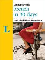 Langenscheidt French In 30 Days by Langenscheidt