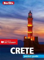 Berlitz Pocket Guide Crete by Berlitz