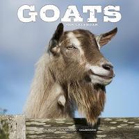 Goats Calendar 2018 by Avonside Publishing Ltd.