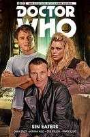 Doctor Who: The Ninth Doctor Volume 4: Sin Eaters by Cavan Scott, Adriana Melo, Cris Bolson