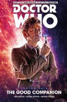 Doctor Who: The Tenth Doctor Facing Fate Volume 3 Second Chances by Nick Abadzis, Giorgia Sposito, Arianna Florean