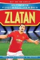Zlatan Manchester United by Matt Oldfield, Tom Oldfield