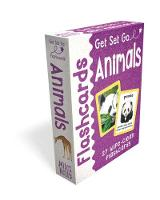 Get Set Go: Flashcards - Animals by Susan Purcell