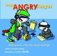 angry, ANGRY Angus by Katrina Sealey