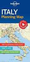 Lonely Planet Italy Planning Map by Lonely Planet