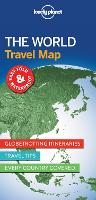 Lonely Planet The World Planning Map by Lonely Planet