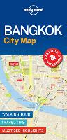Lonely Planet Bangkok City Map by Lonely Planet