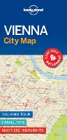 Lonely Planet Vienna City Map by Lonely Planet