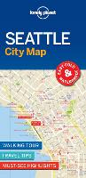 Lonely Planet Seattle City Map by Lonely Planet