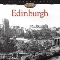 Edinburgh Heritage Wall Calendar 2018 (Art Calendar) by Flame Tree Studios