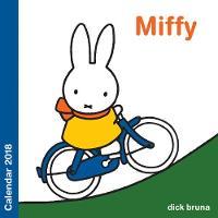 Miffy by Dick Bruna Wall Calendar 2018 (Art Calendar) by