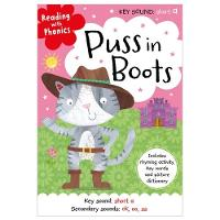 Puss in Boots by Rosie Greening