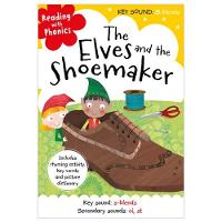 The Elves and the Shoemaker by Rosie Greening