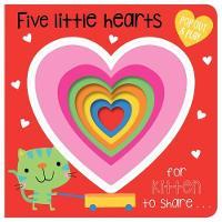 Five Little Hearts by