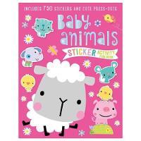 Baby Animals Sticker Activity Book by Dawn Machell