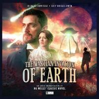 The Martian Invasion of Earth by H. G. Wells, Iain Meadows
