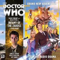 The Tenth Doctor Adventures: Infamy of the Zaross by John Dorney, Howard Carter, Tom Webster