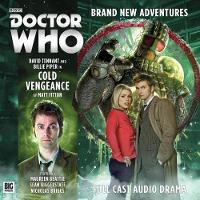 The Tenth Doctor Adventures: Cold Vengeance by Matt Fitton, Howard Carter, Tom Webster