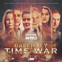 Gallifrey - Time War by Scott Handcock