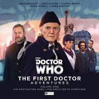 The First Doctor Adventures - Volume 1 by Matt Fitton, Guy Adams, Tom Webster