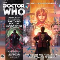 The Third Doctor Adventures Volume 4 by Guy Adams, Marc Platt