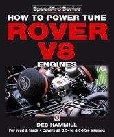 How to Power Tune Rover V8 Engines for Road & Track by Des Hammill