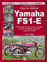 How to Restore Yamaha FS1-E YOUR step-by-step colour illustrated guide to complete restoration. Covers all models by John Watts