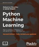 Python Machine Learning - by Sebastian Raschka, Vahid Mirjalili