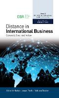 Distance in International Business Concept, Cost and Value by Alain Verbeke