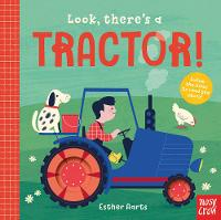 Look, There's a Tractor! by Esther Aarts
