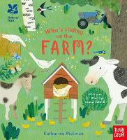 National Trust: Who's Hiding on the Farm? by Katharine McEwen