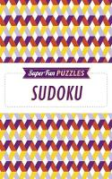 Super Fun Puzzles Sudoku by Eric Saunders