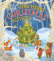 The Very Merry Christmas Activity Book by Arcturus Publishing
