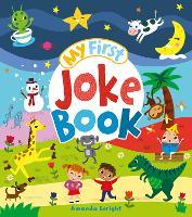 My First Joke Book by Amanda Enright