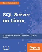 SQL Server on Linux by Jasmin Azemovic