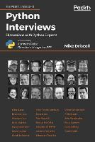 Python Interviews Discussions with Python Experts by Michael Driscoll