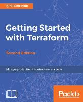 Getting Started with Terraform - by Kirill Shirinkin