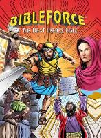 Bibleforce: The First Heroes Bible (Comic Style) by Media Authentic
