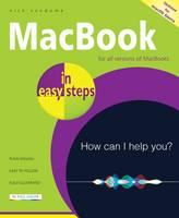 Macbook in Easy Steps Covers Macos Sierra by Nick Vandome